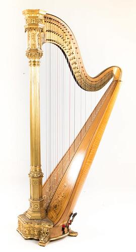 Wurlitzer Starke Model #981 concert harp