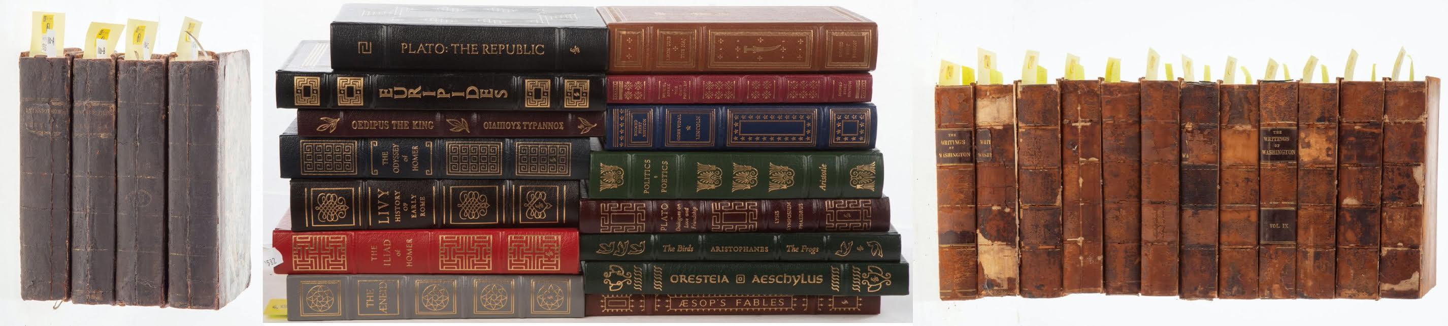 Rare and Decorative Books at Alex Cooper