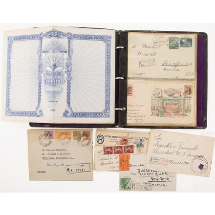 Rare U.S. Postage Stamps for Sale at Alex Cooper, Feb. 3rd
