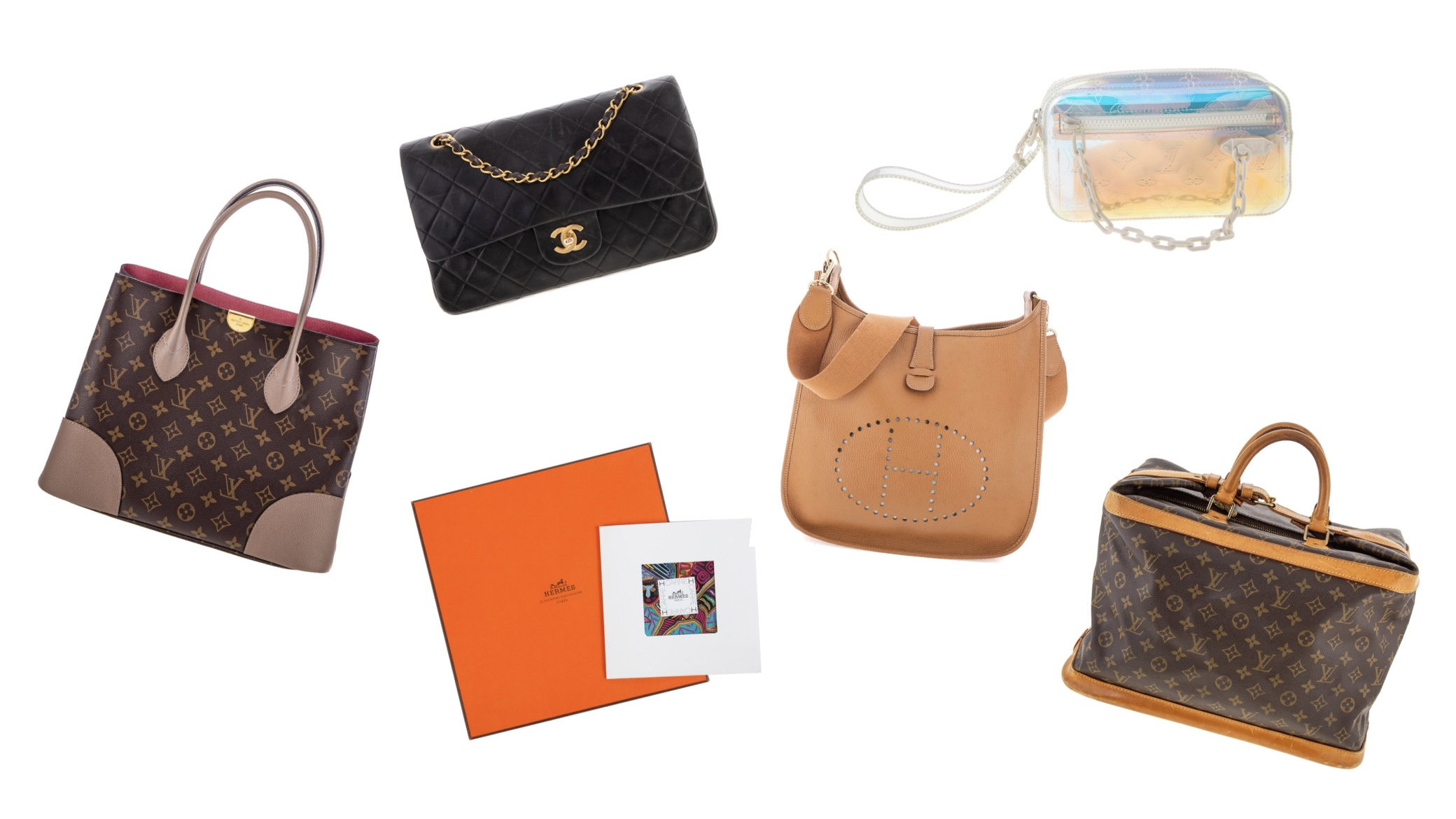Record BreakingLuxury Handbag & Accessories Auction