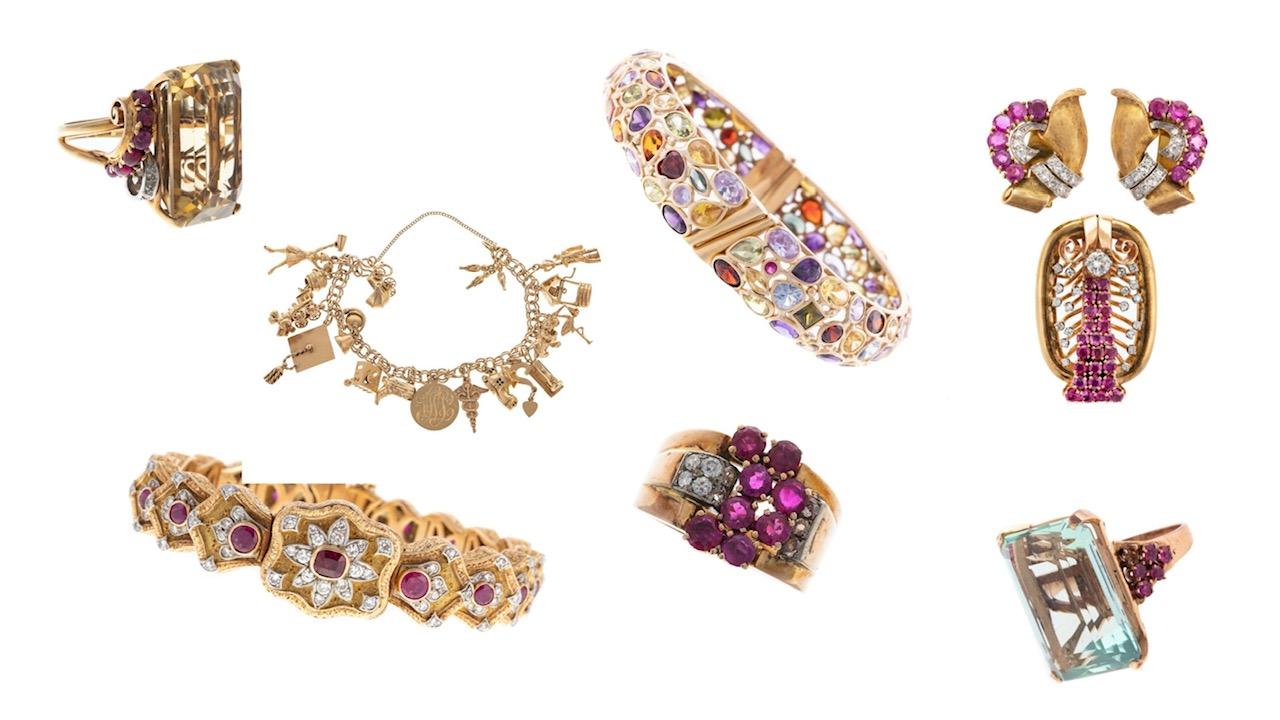 A History of Retro Jewelry