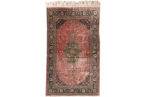 """Silk Sino Persian Rug, 4.2′ x 6'6"""""""