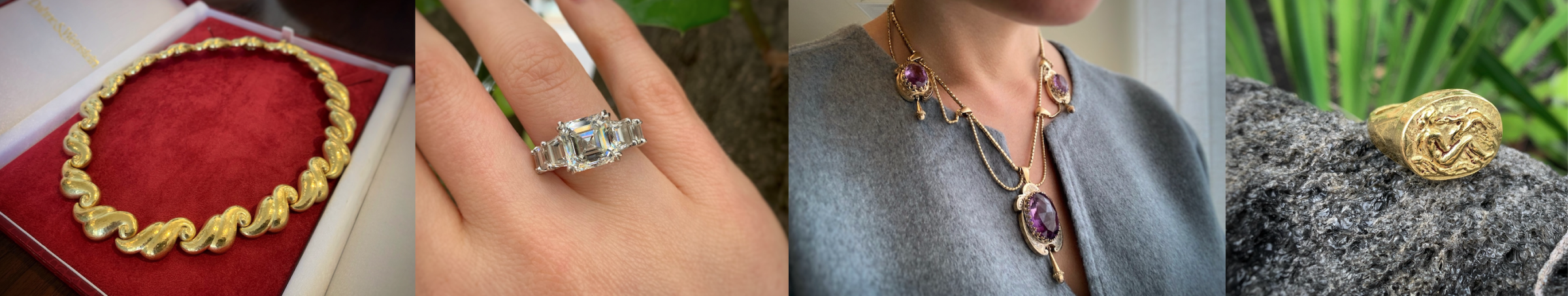October Jewelry History Highlights