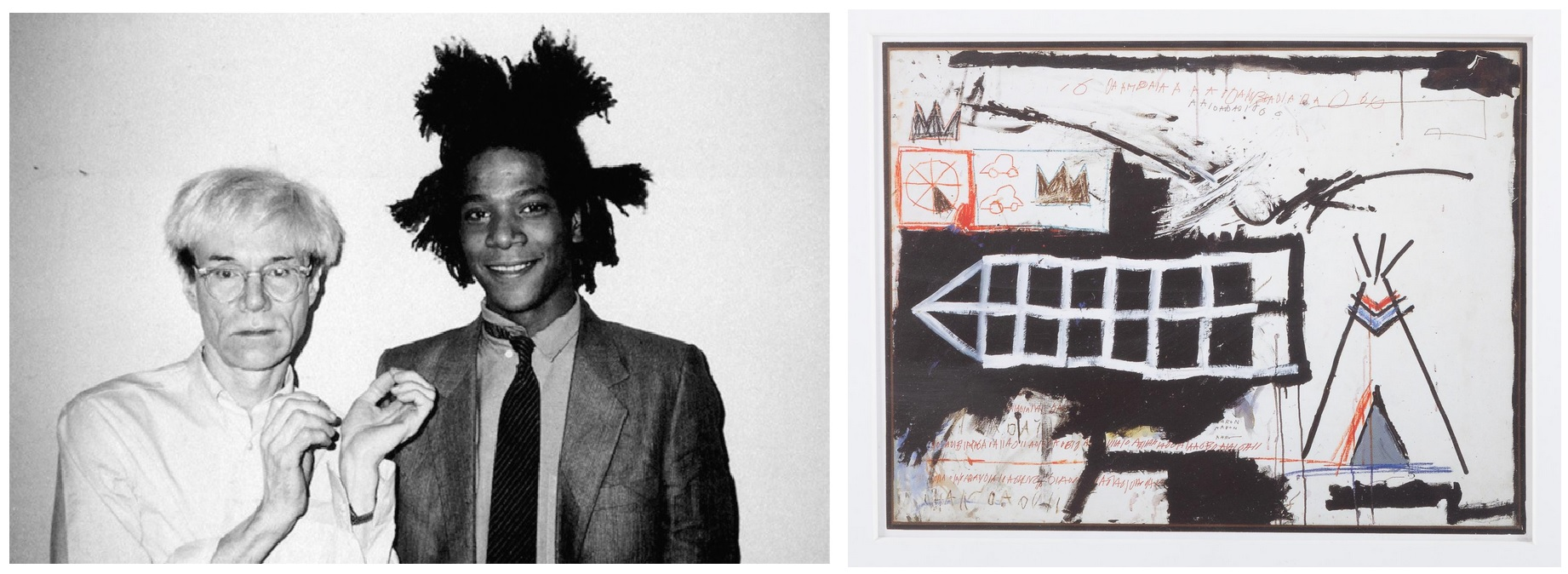 10 Things You Didn't Know About Jean-Michel Basquiat