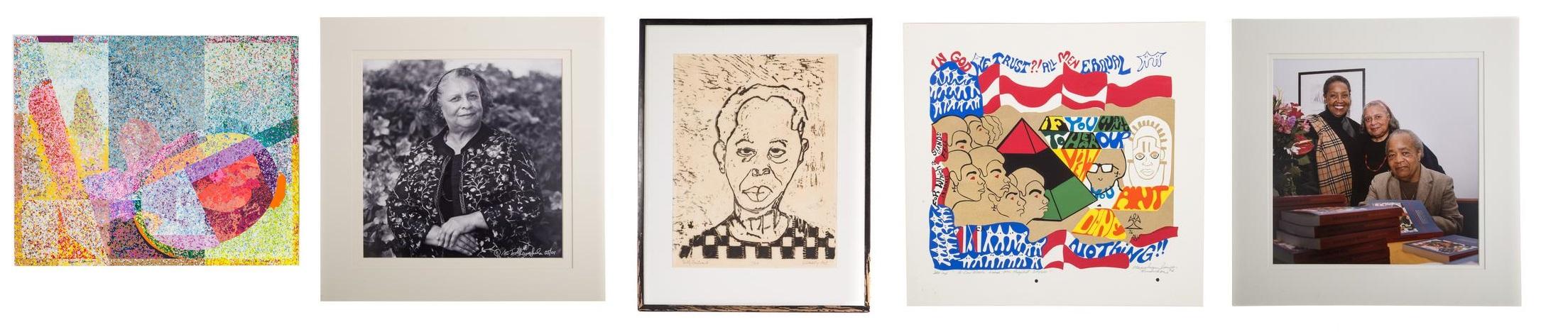 The Written History of Artist, EJ Montgomery