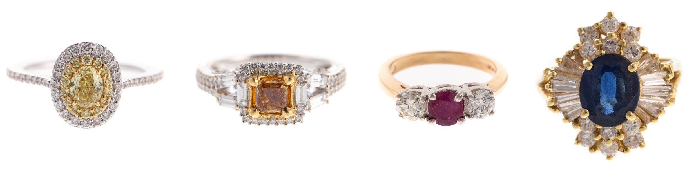 3 Reasons to Buy an Engagement Ring at Auction