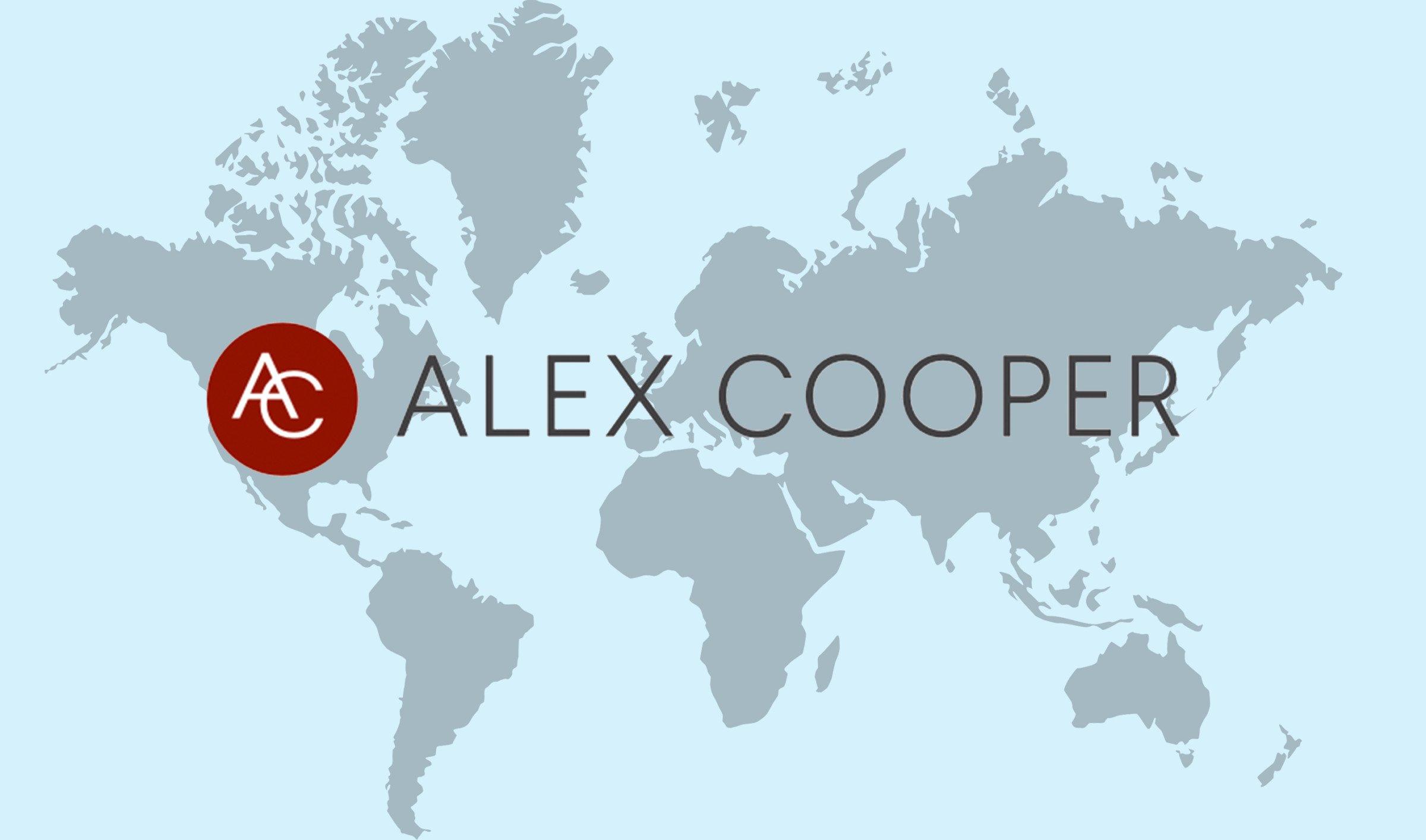 Travel Around the World at Alex Cooper