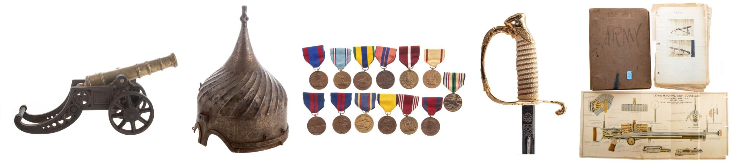 Militaria, Americana & Scientific Instrument Highlights