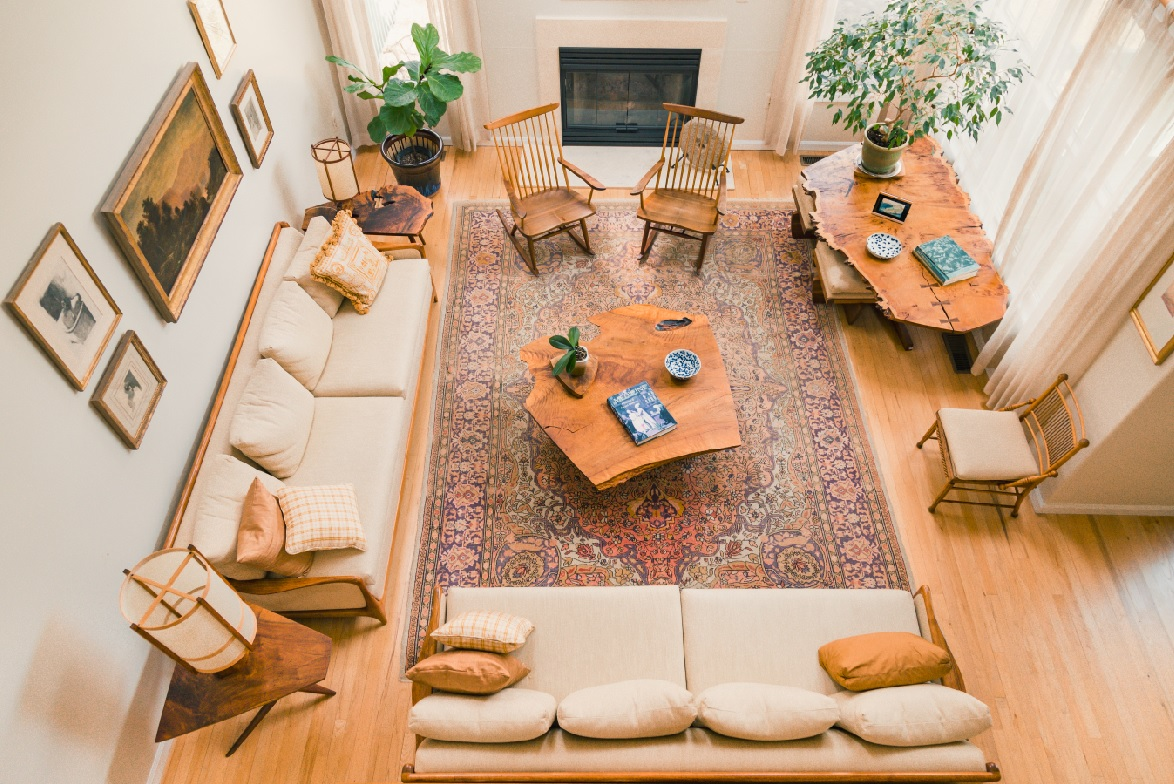 George Nakashima Furniture Collection for Auction